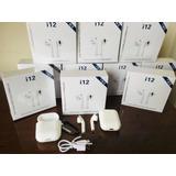 Audífonos Bluetooth AirPods I12 Tws (ultimas 10)