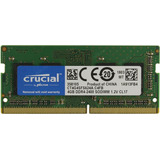 Memoria Sodimm Crucial Ct4g4sfs624a  4gb  Ddr4  2400 Laptop