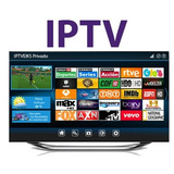 Canales De Cable Iptv Paquete Familiar Y Adulto