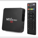 Tv Box, Convertidor Smart 2 Ram 16 Memoria. Tv Box