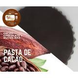 Pasta Pura De Cacao 100 G 100% Natural