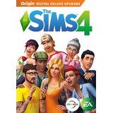 Los Sims 4: Deluxe Edition + Todos Los Dlc