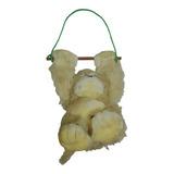 Peluche Gorila Circo 31cm Mono Trapecista Regalo Navidad Lov
