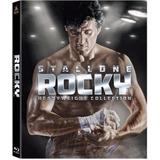 Blu Ray Rocky Heavyweight Collection 100% Nuevo Y Original
