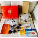 Dreamcast Completo En Caja / Sega Dreamcast - Fox Store