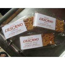 Turron Lescano Nutritivo Y Energisante