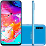 Samsung Galaxy A70 128gb 6gb Ram Libre De Fabrica Sellado