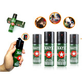 Gas Pimienta Spray Defensa Personal Proteccion Robo 60 Ml