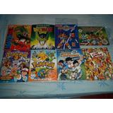 Album Dragon Ball Pokemon Caballeros Del Zodiaco Navarrete