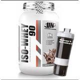 Iso Whey 90 Proteina 1.2 Kg + Smart Shaker ¡delivery Gratis!