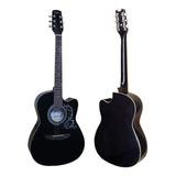 Oferta Guitarra Acustica Importada Naylon O Metal