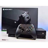Xbox One X Black 1tb / Color Negro / Microsoft 2018