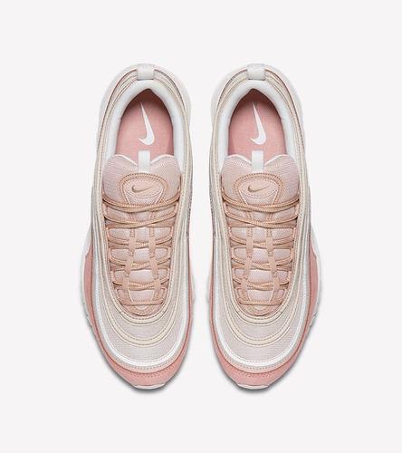 Zapatillas Nike Air Max 97 Mujer Rosado Blanco Nuevo 2017 S.400 SxeAG Precio D Perú