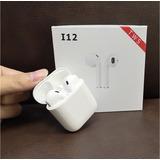 Audífonos Bluetooth Inalambrico Version Oficial I12 Tws