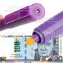 Plumon Detector Billetes Falsos Soles Dolares Con Luz Uv