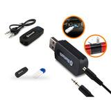 Usb Bluetooth V4.0 Para Autos Equipo De Sonido Usb+aux