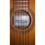 Guitarra Manuel Falcón Acústica Clásica Criolla Accesorios