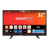 Televisor Smart Tv  32 Aoc 2019 Sellados