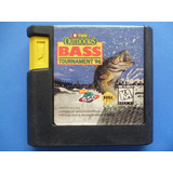 Cartucho De Sega Genesis, Bass Tournament 96