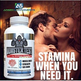 Mejore Su Potencia Sexual Tetosterona Booster - 100% Natural