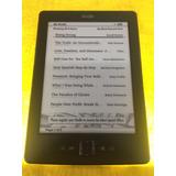 Amazon Kindle 4ta Generación