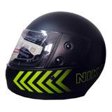 Cascos De Moto Transity Negro Mate