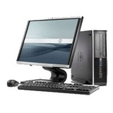 Pc Completa Hp/ Lenovo Ci5 4gb/500gb + Led  + Tec Mouse