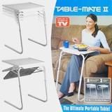 Table Mate Mesa Plegable Portatil Multifuncional Laptop