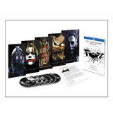 Batman Blu Ray The Dark Knight Trilogy Special 6 Disc Nuevo