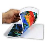 Papel Couche Brillante 120gr Impresora De Tinta En  A4 & A3