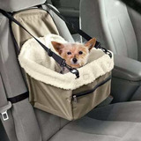 Silla De Seguridad Para Perros Ajustable Para Autos