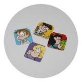 Señaladores De Libros Mafalda B. Producto Licenciado
