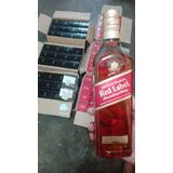 Whisky Johnnie Walker Etiqueta Roja(750ml)