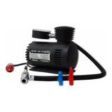 Mini Compresor Inflador De Llantas Portatil Para Autos