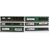 Memorias Ddr2 1gb 1 Giga Bus 667 100%operativas A S/.6.90c/u