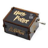 Caja Musical Harry Potter Hedwig - Boom Detalles