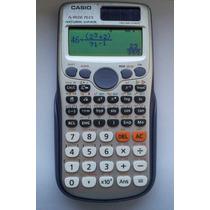 Calculadora Cientifica Casio Fx-991 La Plus 417 Funciones