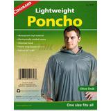 Poncho Impermeable Pvc Con Regulador