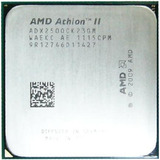 Procesador Amd Athlon Ii X2 250 3.00 Ghz Socket Am2+ Am3