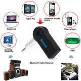 Car Bluetooth V3, Auxiliar,audio 3.5 Mm, Receptor De Sonido