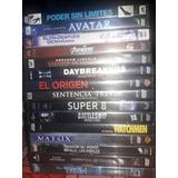 Dvd's Originales Desde 30 Soles¡¡¡ Actualizado 01/2020