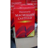 Diccionario Ingles Español Macmillan Castillo