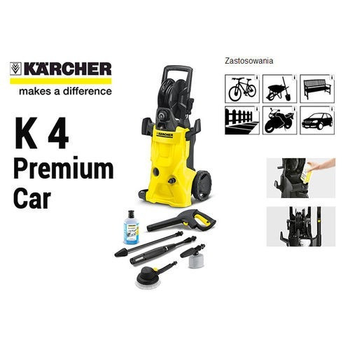 hidrolavadora k4 premium karcher s 1299 smyf0 precio d per. Black Bedroom Furniture Sets. Home Design Ideas
