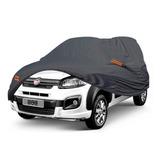 Cobertor De Auto Fiat Uno Way Protector Uv/funda