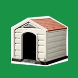 Casa Perro Mediana (gratis Envío Y Armado)