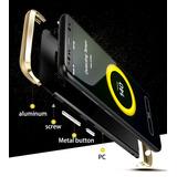 Case Protector Aluminio Ultra Delgado Galaxy S8/plus/note8