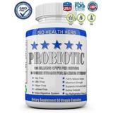 Probioticos 100 Billones Cfu 30 Cepas 60 Capsulas +potente!!