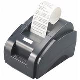 Impresora Ticketera Termica Ticket Papel Y Software 58mm