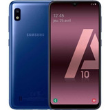 Samsung Galaxy A10 32gb 2gb Ram En Buen Estado