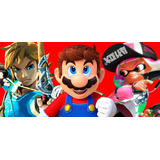 Pack De 5 Juegos Nintendo Switch